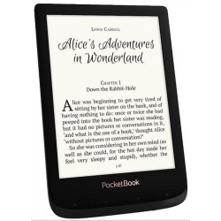 """Ebook Pcoketbook Touch Lux 4 Negro 6"""" 8GB 512MB RAM"""
