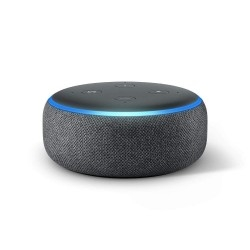 Amazon/echo Echo Dot Negro Generación 3 Wifi/Bluetooth