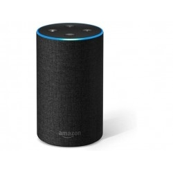 Amazon Echo Generación 2 Negro Alexa Wifi Bluetooth