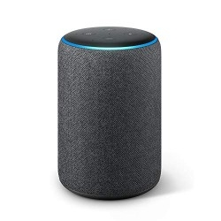 Amazon Echo Plus Generación 2 Negro Alexa Dolby 360º