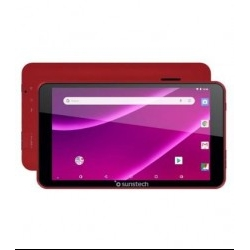 """Tablet Sunstech TAB781RD Rojo 7"""" 1/8GB Android 8.1"""