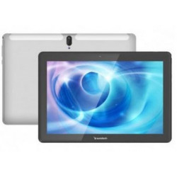 "Tablet Sunstech TAB1090SL 10.1"" 64GB 2GB RAM Plata 8MP"