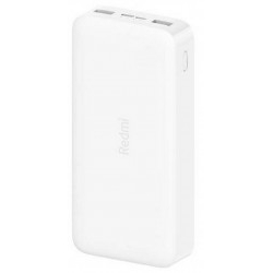 Power Bank Xiaomi REDMI 18W FAST CHARGE BLANCO
