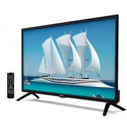 Televisor Kroms KS3200FD HD Ready Negro HDMI USB A