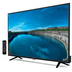 "Televisor Kroms KS4300FD Full HD 43"" Negro 3 HDMI 1 USB"