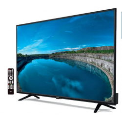 Televisor Kroms KS43SMT Smart TV Full HD Negro LED 43