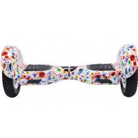 skateflash-k10skull-white-bt