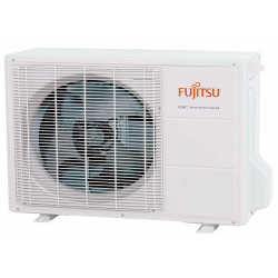 Aire Cassette Fujitsu AUY 71 UIA-LB 3NGF7905 Negro A++/A+