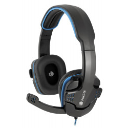 Auricular con Micro NGS GHX-505 Gaming Jack 35MM Negro