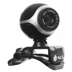 WebCam NGS XPRESSCAM300 VGA 300Kpx 5 Mpx 8 Mpx
