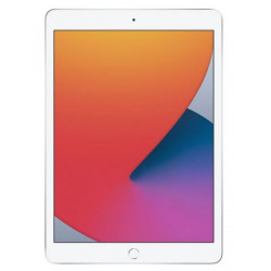 Tablet Apple iPad 10.2 2020 Plata 32GB iPadOS 14