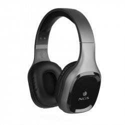 Auricular Ngs ARTICA SLOTH GRAY 10H Bluetooth Jack