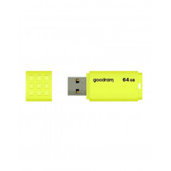 Pendrive Goodram UME2 AMARILLO 64GB USB 2.0