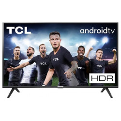 """TCL 40ES560 - Televisor 40"""" FullHD HDR AndroidTV"""