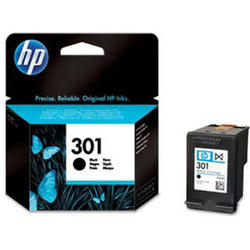 Cartucho Hp 301 Black Ink Cartridge CH561EE ABE