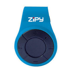 Mp3 Zipy Turtle 4gb Azul Zip104