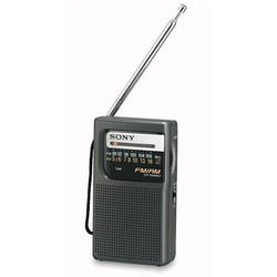 Radio Portatil Sony ICFS10MK2B am/fm colores