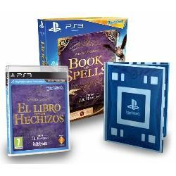 Juego ps3 wonderbook: book of spells Sony Computer