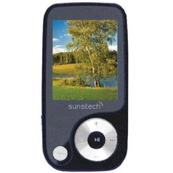 Reproductor MP4 Sunstech THORN4GBBK Negro 4GB FM SD