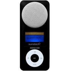 MP3 Sunstech Sedna 4GB Negro