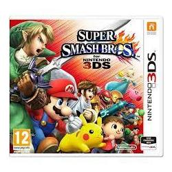 Juego 3ds Super Smash Bros