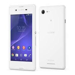 Pack Movil Sony Xperia E3 Blanco D2203es/g + Auricular Sth30wt