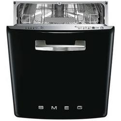 Lavavajillas SMEG ST2FABNE2 Color Negro 13 Cubiertos Integrable