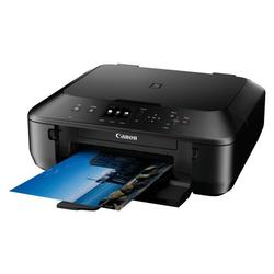 Impresora Multifuncion Canon Mg5650 de tinta - B/N 12.2 PPM, color 8.7 PPM, negro