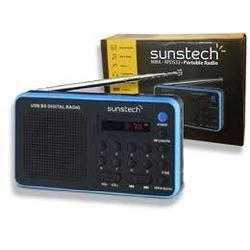 Radio Portatil Digital Sunstech Rpds32bl Azul