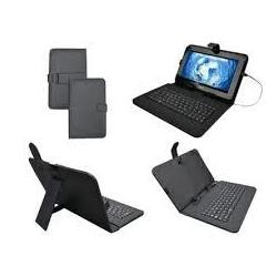 Funda Tablet Sunstech Key9bk Negra Funda Universal Para Tablet De 10""