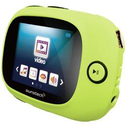 Reproductor Mp4 Sunstech Sporty II 4gb Gn Verde