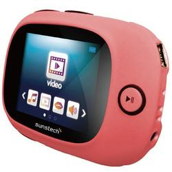 Reproductor Mp4 Sunstech Sporty II 4Gb Pk Rosa