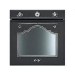 Horno Smeg SF750AS Aqualisis Negro A Ever Clean 50 HZ