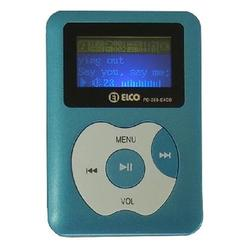 Reproductor MP3 ELCO PD-285-A4 4GB LED FM Grabadora