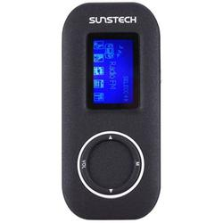 Mp3 sunstech fauno 4gb negro Sunstech