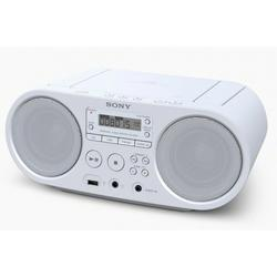 Radio Cd Sony Zsps50w.ced Usb Am Fm