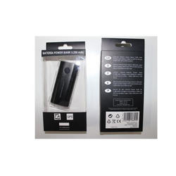 Sd-bateria Vivanco Power Bank 76817 5200mah Negro