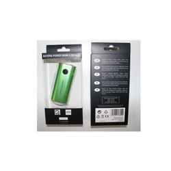 Sd-bateria Vivanco Power Bank 76820 5200mah Verde