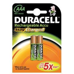Duracell aaa lr 03 b2 stay charge dur03 81241740 Duracell