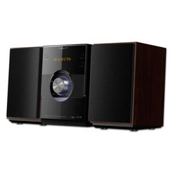 Microcadena Digital Nevir NVR-696DCDU 20W 2.0 Radio CD USB
