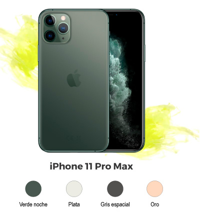 Comprar iphone 11 max