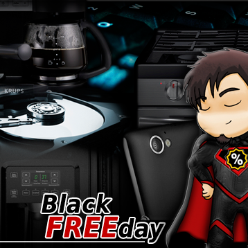 Black FreeDay