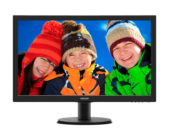 Philips 243V5LSB/00 Monitor 23.6