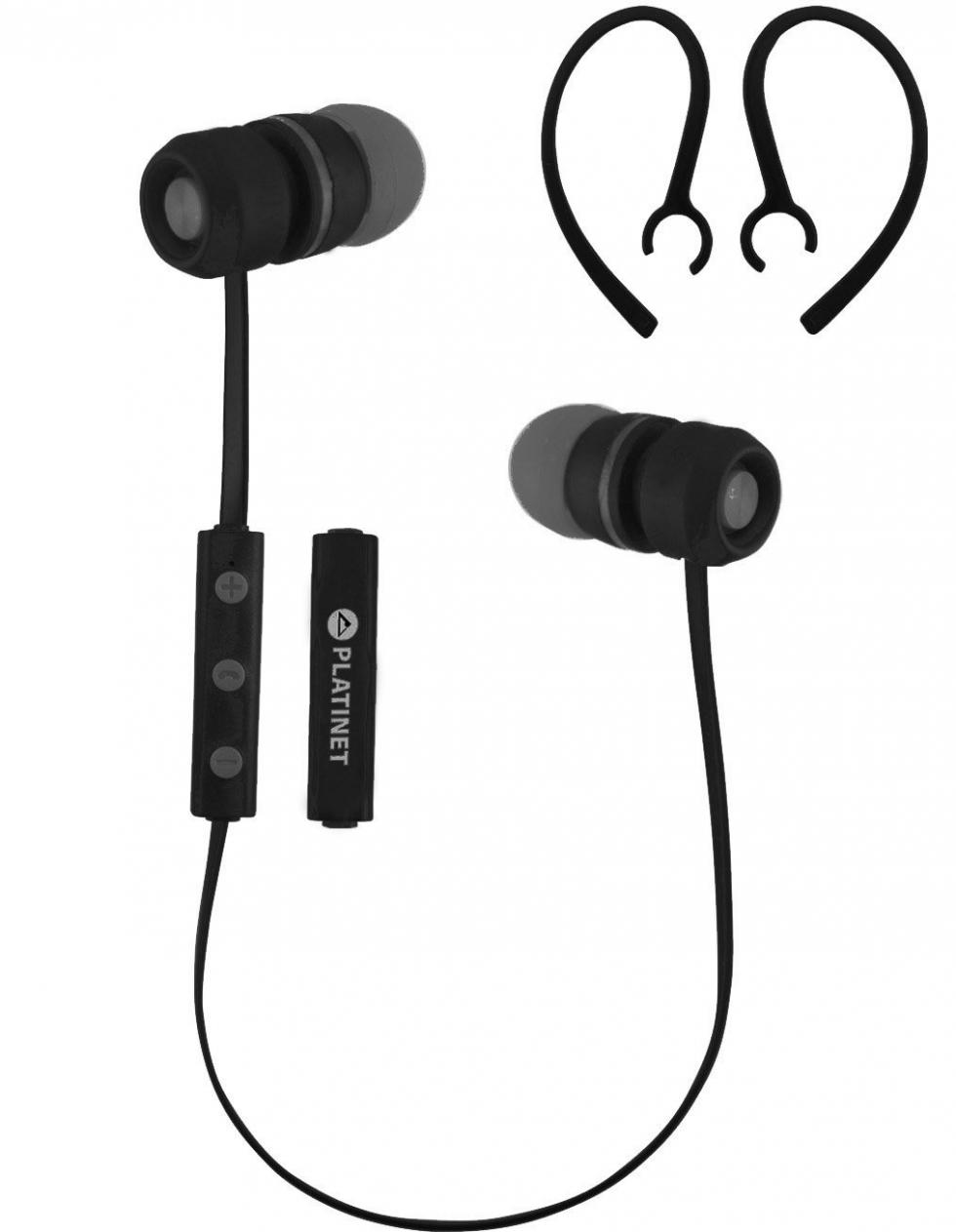 Auriculares Bluetooth Sport Platinet PM1064 + Micro