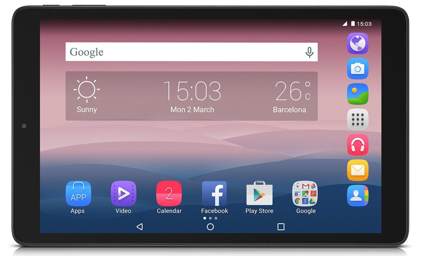 Tablet Alcatel One Touch PIXI 3 Volcano 8GB 10