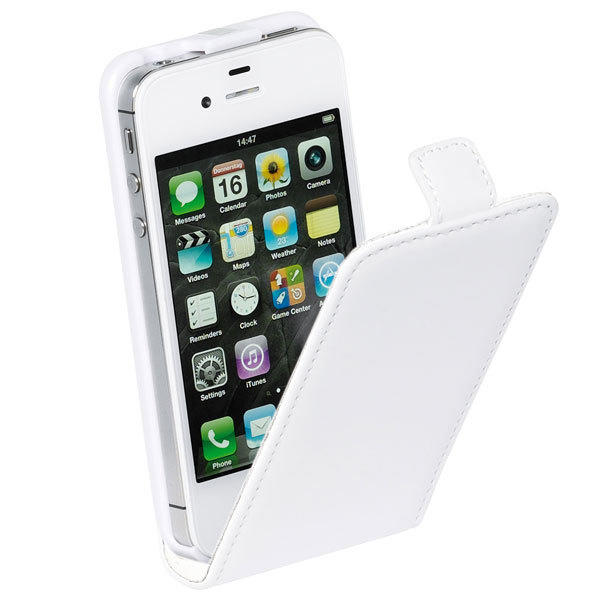 Funda Para Móvil Blanca Vivanco FLIPVVIPH4W 36234 Iphone6