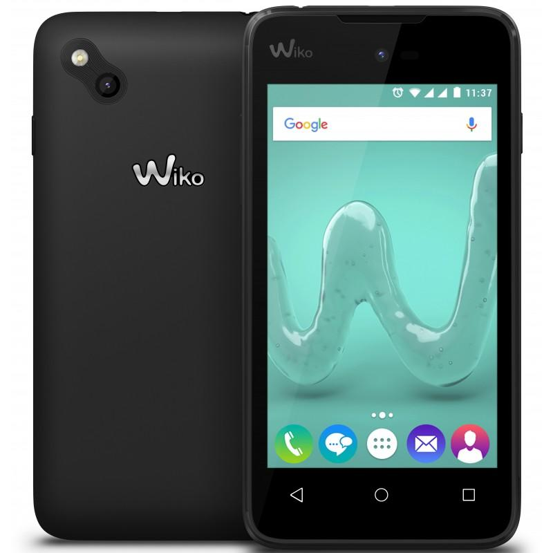 Movil Wiko Sunny Negro 13Ghz Quad Core 4