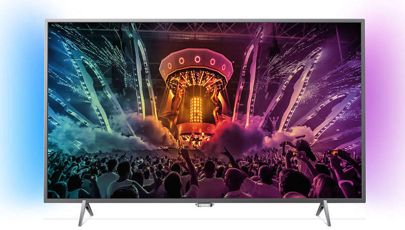 TV Philips 55PUS6401 LED UHD 4K Android TV Ambilight