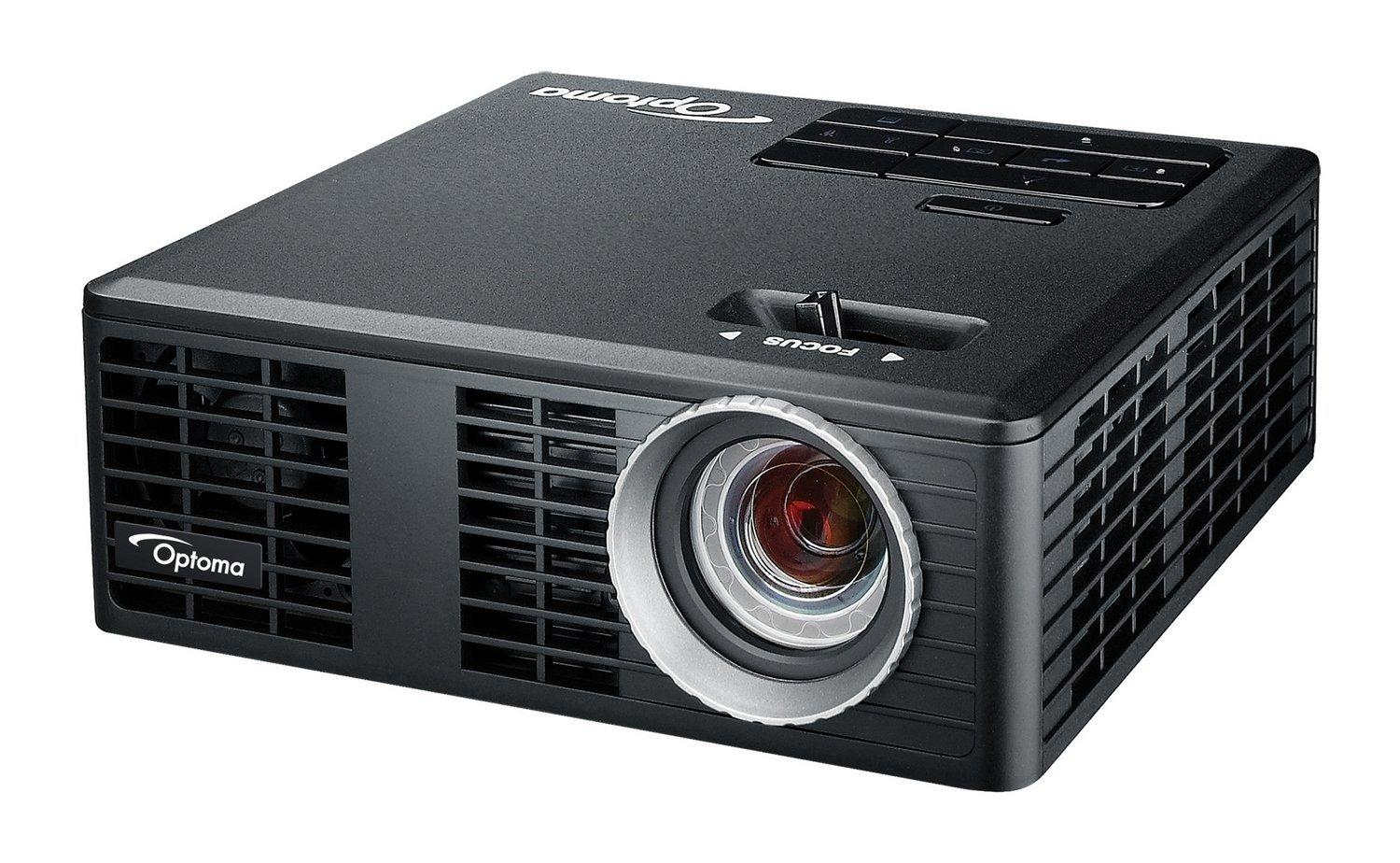 Proyector Led Optoma ML750E Ultra Compacto 700 Lumens 3D