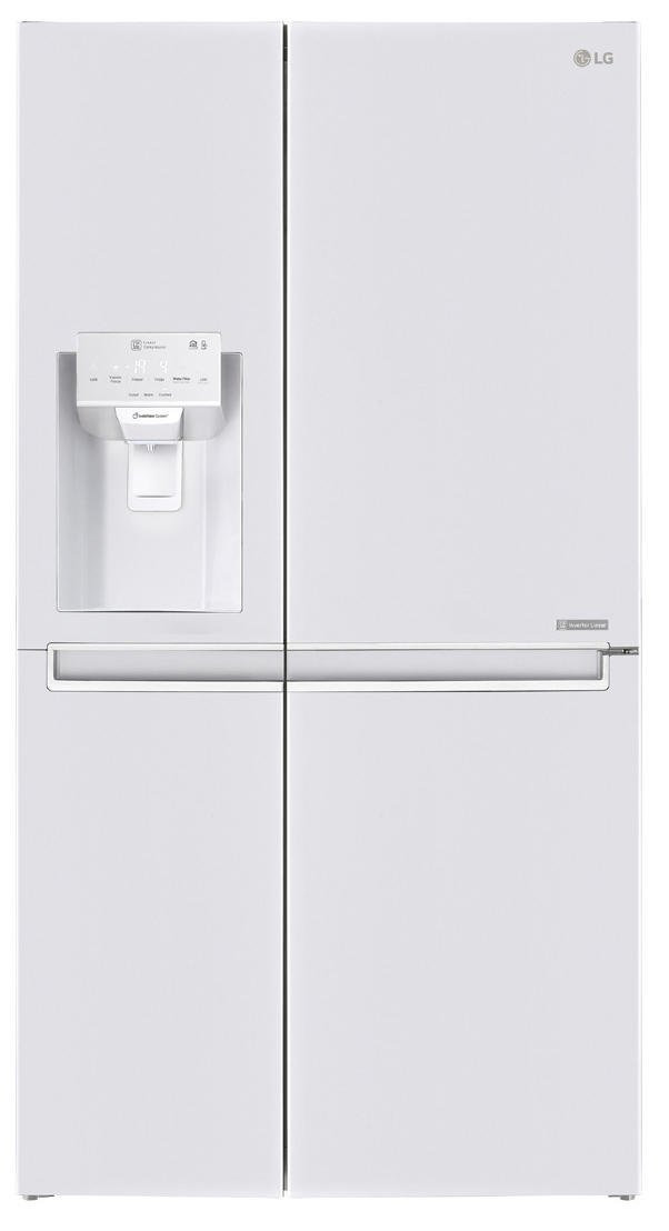 Frigo Side By Side Lg GSL760SWXV 179x91 A+ Dispensador